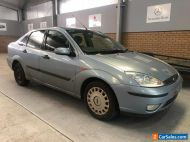 2003 FORD FOCUS CL SEDAN-MANUAL-383K'S-IS WHAT IT IS-GOES OK-$390 NO RWC