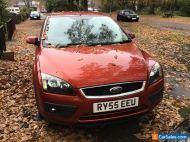 55 plate Ford Focus, spares or repair