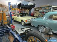 1977 Mercedes 280E, low kms, very nice condition,