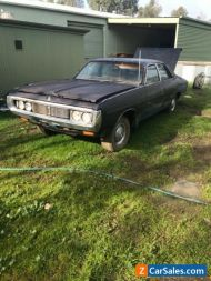 Chrysler by Chrysler 360 . No motor or trans