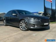 2014 Ford Falcon FG X G6E Turbo Sedan 4dr Spts Auto 6sp, 4.0T [Nov] Grey A