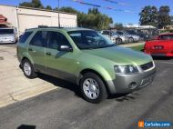 2005 Ford Territory 5 Door Auto S/Wagon $4,490 RWC Drive Away