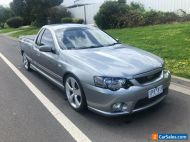 Ford XR8 ute FPV