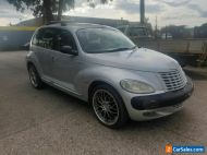 2001 Chrysler Pt Cruiser Automatic