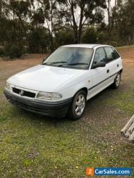 Holden Astra 1996 city