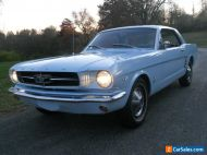 1965 Ford Mustang Coupe 289 V8 *NO RESERVE*