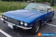 1974 Jensen Convertible