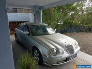 1999 s type jaguar