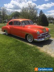 1949 Chevrolet Fleetline Fastback Coupe