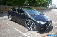 2013 Honda Civic 1.6 I-DTEC £0 Road Tax