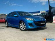 2011 Mazda 3 BL Series 1 Maxx Sport Hatchback 5dr Activematic 5sp 2.0i [M Blue