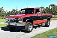 1985 Chevrolet C10 Silverado 4x4 Lots of Upgrades