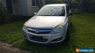 Holden Astra Wagon 2008 Auto Silver very low kms