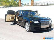 2012 Rolls-Royce Ghost Ghost