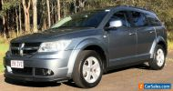 """DODGE JOURNEY 7 SEAT """"ONE OWNER"""" with FULL HISTORY"""