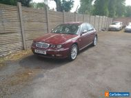 ROVER 75 CLUB  Luxury Saloon (upgraded)