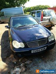Mercedes C200 Avantgarde SE Auto
