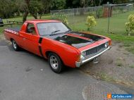 Chrysler Dodge (Valiant) Hemi Mopar R/T UTE