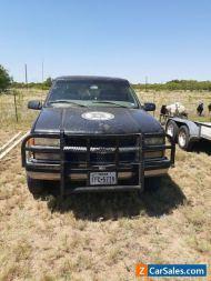 2000 Chevrolet K3500 K3500