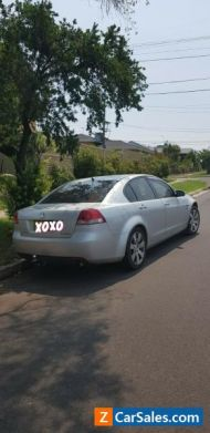Holden Commodore VE Omega Petrol photo 0