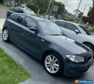 BMW 120i E87 Series 1 Year 2005 Excellent condition low KM