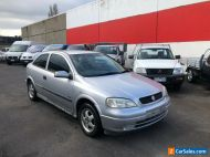 2001 HOLDEN ASTRA TS CITY 3 DOOR 1.8LTR 4 CYLINDER AUTO NO RESERVE AUCTION FORD