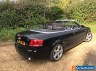 Audi A4 2.0 tdi- S-Line Convertible 2006, low miles, 6 speed, full service.