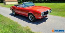 1968 Pontiac Firebird Firebird 350
