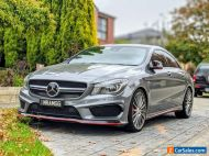 [Like New] Mercedes-Benz AMG CLA45 Fully Optioned Coupe Sports Car Just Serviced