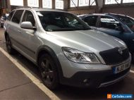 2010 SKODA OCTAVIA SCOUT 2.0 TDI PD 4X4, PRIVACY, LEATHER, 7 SERVICES, NICE