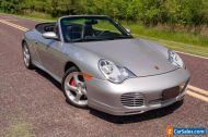 2004 Porsche 911 All-wheel Drive Cabriolet Carrera 4S