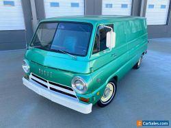 1969 Dodge A108 Van A100, A108, A112, A120 3-speed Slant Six original