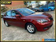 2009 Mazda 3 BK MY08 Neo Sport Red Automatic 4sp A Hatchback