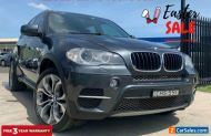 2012 BMW X5 E70 xDrive30d Wagon 5dr Steptronic 8sp 4x4 3.0DT [MY12] Grey A