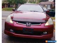 Honda: Accord EX