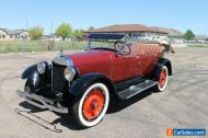 1923 Buick 55 Sport Touring Touring