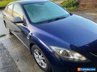 Mazda 6 hatchback Diesel 2009 full year MOT