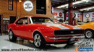 1968 Chevy Big Block Camaro