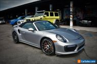 2018 Porsche 911 AWD Turbo 2dr Convertible