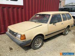 Auction: 1983 Mazda 323 FA4, 3 Door Van