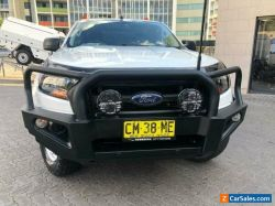 2017 Ford Ranger PX MkII MY17 XL 3.2 (4x4) White Automatic 6sp A