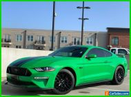 2019 Ford Mustang GT 2dr Fastback Need for Green 10 Speed NAV Bluetooth