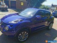 Nissan Juke Tekna 1.5 dci 2014 Blue