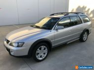 HOLDEN ADVENTRA LX8 VY 2004 V8 AWD AUTO WAGON 208000KMS LEATHER, VERY CLEAN