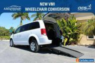 2018 Dodge Grand Caravan SXT VMI Verge II Wheelchair Van