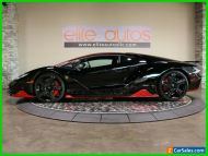 2017 Lamborghini Centenario Lamborghini Centenario HYPER CAR only 300 miles