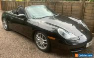 1998 Porsche Boxster 2.5 986 -  104,000 miles Spares or repair runs and drives.