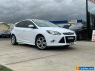 2014 Ford Focus LW MKII Sport Hatchback 5dr Man 5sp, 2.0i [MY14] White Manual M