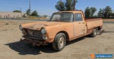 1971 Peugeot 404