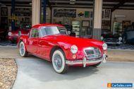 1962 MG MGA Fixed Head Coupe